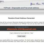 What is YOPMail and What Is It For?