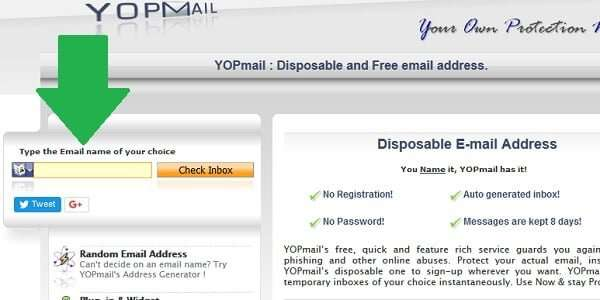 How to Send Emails from a YOPMail Disposable Email Account |